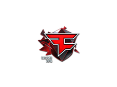 Skin Sticker | FaZe Clan (Foil) | Cologne 2016