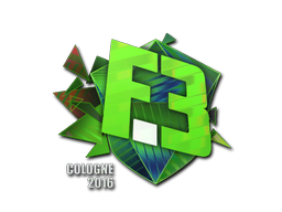 Sticker | Flipsid3 Tactics (Holo) | Cologne 2016