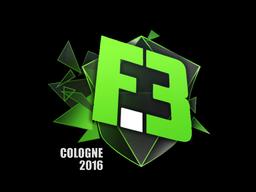 Sticker | Flipsid3 Tactics | Cologne 2016