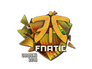 Skin Sticker | Fnatic (Holo) | Cologne 2016