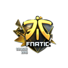Sticker | Fnatic (Foil) | Cologne 2016