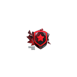 Sticker | Gambit Gaming (Foil) | Cologne 2016