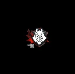 Sticker   G2 Esports   Cologne 2016
