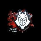 Sticker | G2 Esports (Foil) | Cologne 2016
