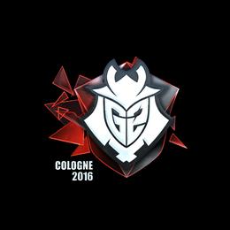 G2 Esports (Foil) | Cologne 2016