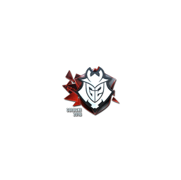 Sticker | G2 Esports (Foil) | Cologne 2016