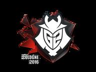 Naklejka | G2 Esports | Kolonia 2016