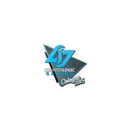 Sticker   Counter Logic Gaming   Cologne 2015