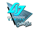 Sticker | Counter Logic Gaming (Foil) | Cologne 2015