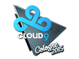Sticker | Cloud9 G2A | Cologne 2015