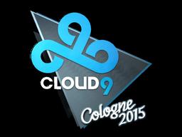 Наклейка | Cloud9 G2A | Кёльн 2015