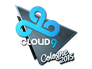 Skin Sticker | Cloud9 G2A | Cologne 2015