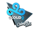 Sticker | Cloud9 G2A | Cologne 2015