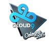 Sticker Cloud9 G2A | Cologne 2015