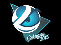 Наклейка | Luminosity Gaming | Кёльн 2015