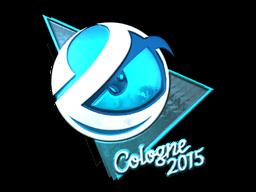 Наклейка | Luminosity Gaming (металлическая) | Кёльн 2015