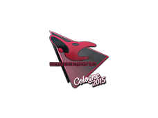 Skin Sticker | mousesports | Cologne 2015