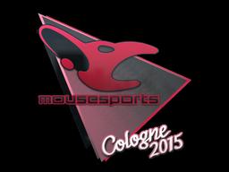 Наклейка | mousesports | Кёльн 2015