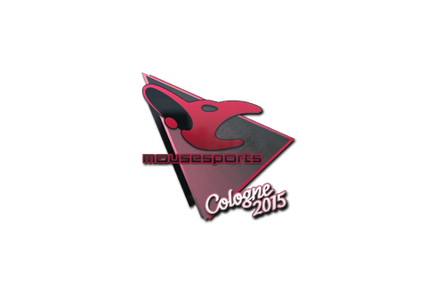 Sticker | mousesports | Cologne 2015 Prices