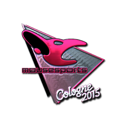 mousesports (Foil) | Cologne 2015