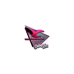 Sticker | mousesports (Foil) | Cologne 2015