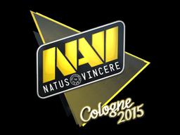 Sticker | Natus Vincere | Cologne 2015