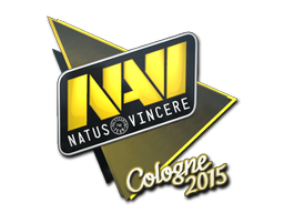 Наклейка | Natus Vincere | Кёльн 2015