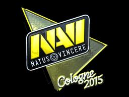 Sticker | Natus Vincere (Foil) | Cologne 2015