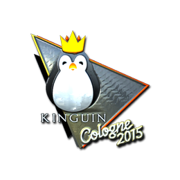 Team Kinguin (Foil) | Cologne 2015
