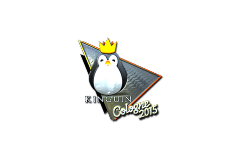 Sticker | Team Kinguin (Foil) | Cologne 2015 Prices