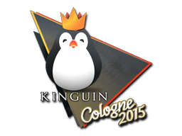 Sticker | Team Kinguin | Cologne 2015