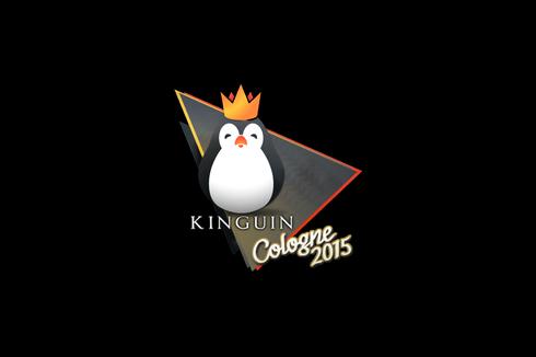 Sticker | Team Kinguin | Cologne 2015 Prices