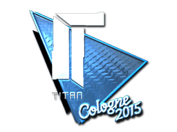 Sticker | Titan (Foil) | Cologne 2015