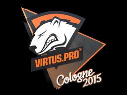 Наклейка | Virtus.Pro | Кёльн 2015