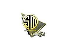 Skin Sticker | Team SoloMid (Foil) | Cologne 2015