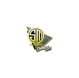 Sticker | Team SoloMid (Foil) | Cologne 2015
