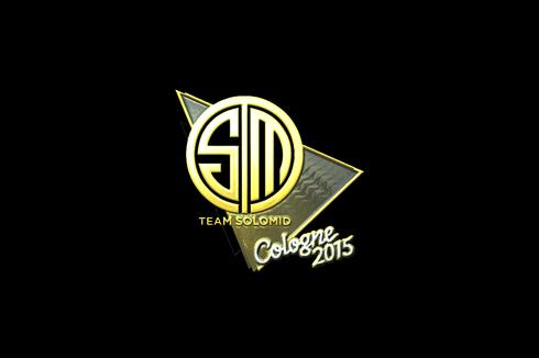 Sticker | Team SoloMid (Foil) | Cologne 2015 Prices