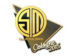 Sticker | Team SoloMid | Cologne 2015
