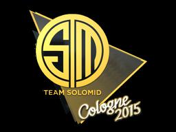 Наклейка | Team SoloMid | Кёльн 2015