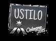 Sticker USTILO | Cologne 2015