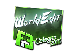 WorldEdit | Cologne 2015