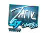 Skin Sticker | tarik (Foil) | Cologne 2015
