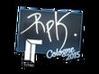 Sticker RpK | Cologne 2015