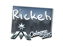 Rickeh | Cologne 2015