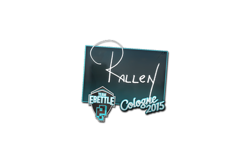 Sticker | rallen | Cologne 2015 Prices