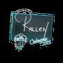 Sticker | rallen | Cologne 2015