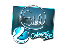 Sticker | steel (Foil) | Cologne 2015