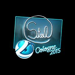 steel (Foil) | Cologne 2015