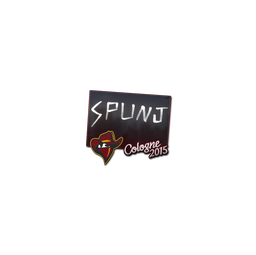 Sticker | SPUNJ | Cologne 2015