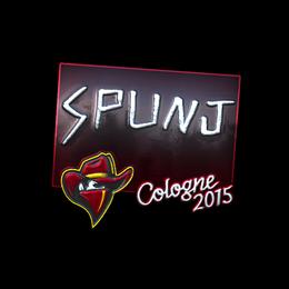 SPUNJ (Foil) | Cologne 2015